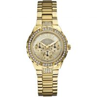 Damen Guess Viva Watch W0111L2