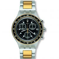 Herren Swatch Antenor Chronograph Watch SVCK4076AG