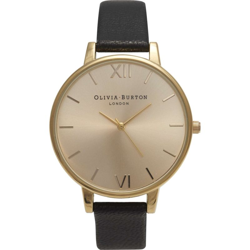 Damen Olivia Burton Big Dial Watch OB13BD06