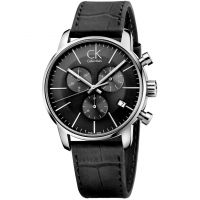 homme Calvin Klein City Chronograph Watch K2G271C3
