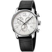 Herren Calvin Klein City Chronograph Watch K2G271C6