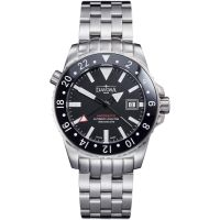 Mens Davosa Argonautic Dual Time GMT Automatic Watch 16151220