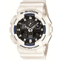Herren Casio G-Shock Alarm Chronograph Watch GA-100B-7AER