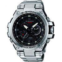 Herren Casio G-Shock Premium MT-G Wecker Chronograf funkgesteuert Uhr