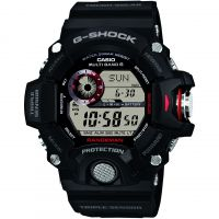 Herren Casio G-Shock Rangeman Alarm Chronograph Radio Controlled Watch GW-9400-1ER