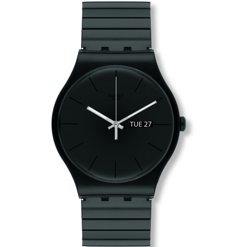 Unisex Swatch Mystery Life L Watch SUOB708A