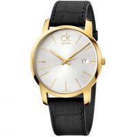 Herren Calvin Klein City Date Watch K2G2G5C6