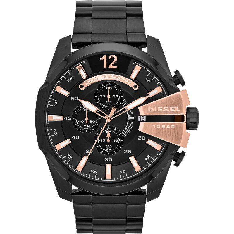 Herren Diesel Chief Chronograph Watch DZ4309