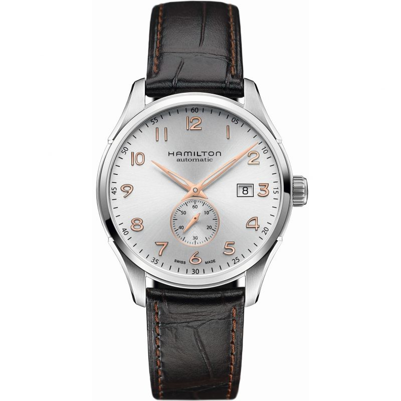 Herren Hamilton Jazzmaster Small Second Watch H42515555