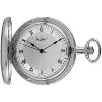 Woodford voll hunter Tasche mechanisch Uhr
