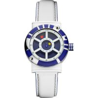 Star Wars Collectors Limited Edition Herenhorloge Wit STAR139