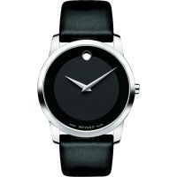 homme Movado Museum Classic Watch 0606502