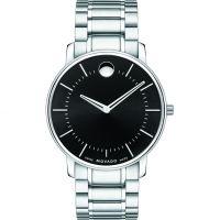 Herren Movado Thin klassisch Uhr