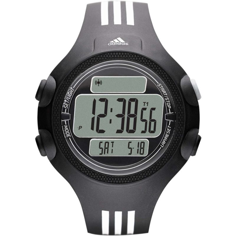 Mens Adidas Performance Questra Mid Alarm Chronograph Watch ADP6081