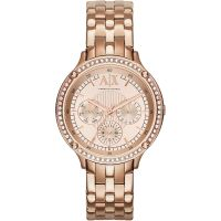 Armani Exchange Dameshorloge Rose AX5406