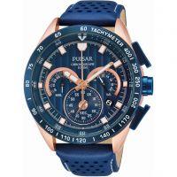 homme Pulsar Sport Chronograph Watch PU2082X1
