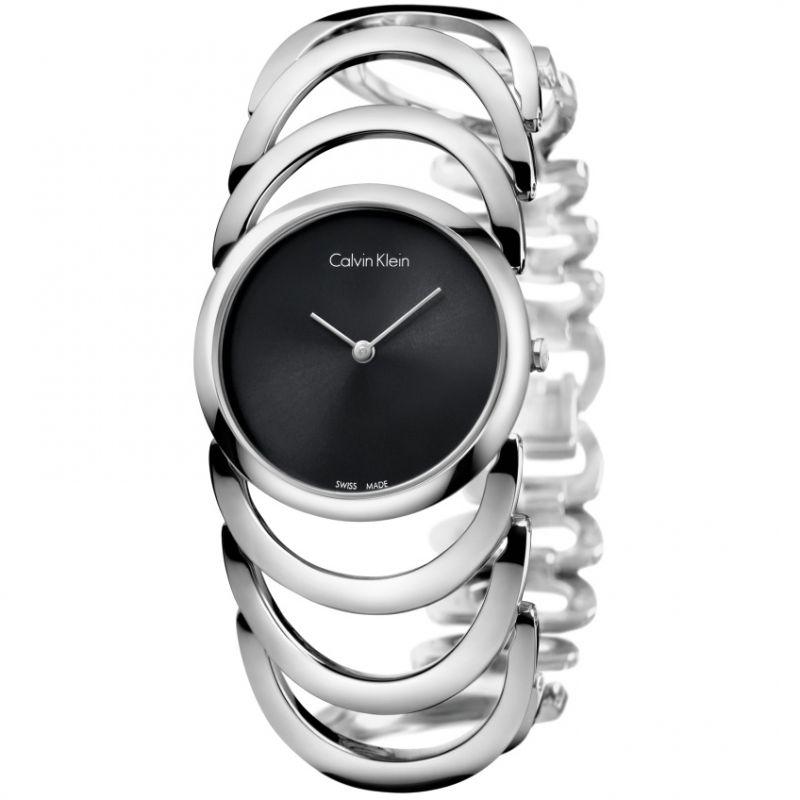 Damen Calvin Klein Body Watch K4G23121