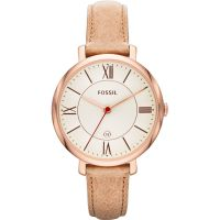 Damen Fossil Jacqueline Watch ES3487