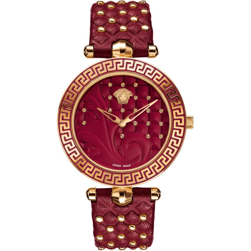 Ladies Versace Vanitas Watch VK7050013