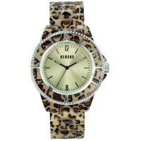 Damen Versus Versace Tokyo Animalier 42mm Watch SOF050014