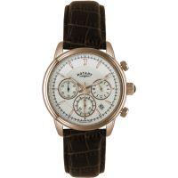 Herren Rotary Monaco Kollektion Chronograf Uhr