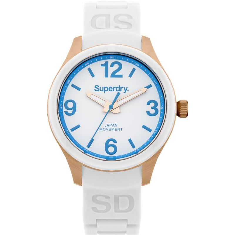 Ladies Superdry Scuba Luxe Watch SYL134U