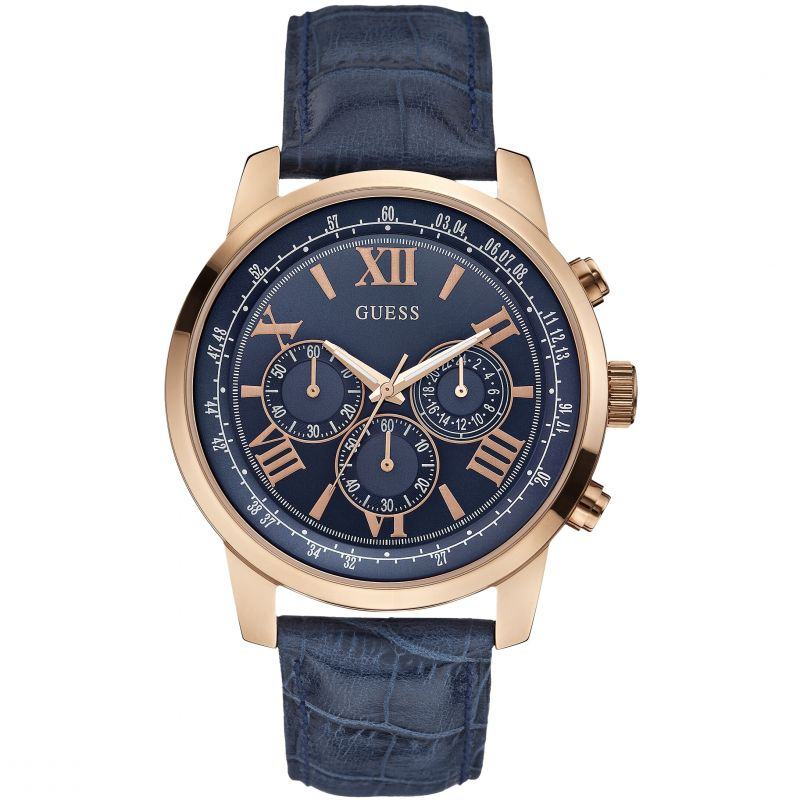 homme Guess Horizon Chronograph Watch W0380G5