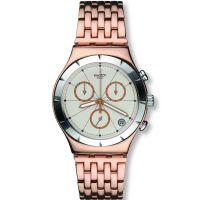 Unisex Swatch Pushback Chronograf Uhr