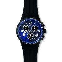 Herren Swatch Nitespeed Chronograph Watch SUSB402