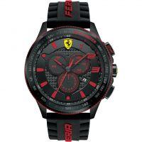 homme Scuderia Ferrari Scuderia XX Chronograph Watch 0830138