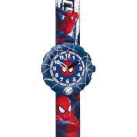 Kinder Flik Flak Spider-Cycle Uhr