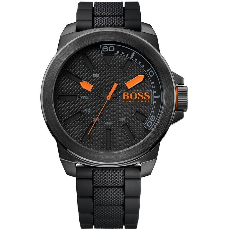 Herren Hugo Boss Orange New York Watch 1513004