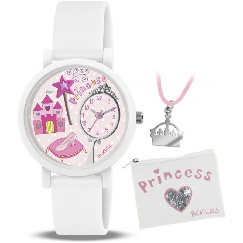 Childrens Tikkers Gift Set Watch ATK1013