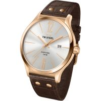 Mens TW Steel Slim Line 45mm Watch TW1304