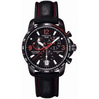 Certina DS Podium GMT Herrkronograf Svart C0016391605702