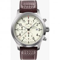 Mens Muhle Glashutte Terrasport I Automatic Chronograph Watch