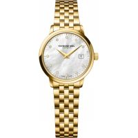 Damen Raymond Weil Toccata Diamond Watch 5988-P-97081