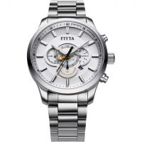Mens FIYTA Elegance Chronograph Watch
