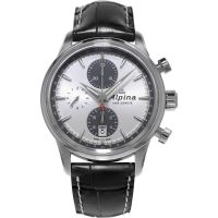 Mens Alpina Alpiner Automatic Chronograph Watch