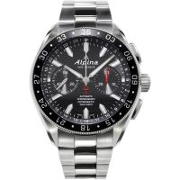 Herren Alpina Alpiner 4 Chronograph Watch AL-860B5AQ6B