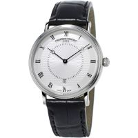 Herren Frederique Constant Slim Linie Automatik Uhr