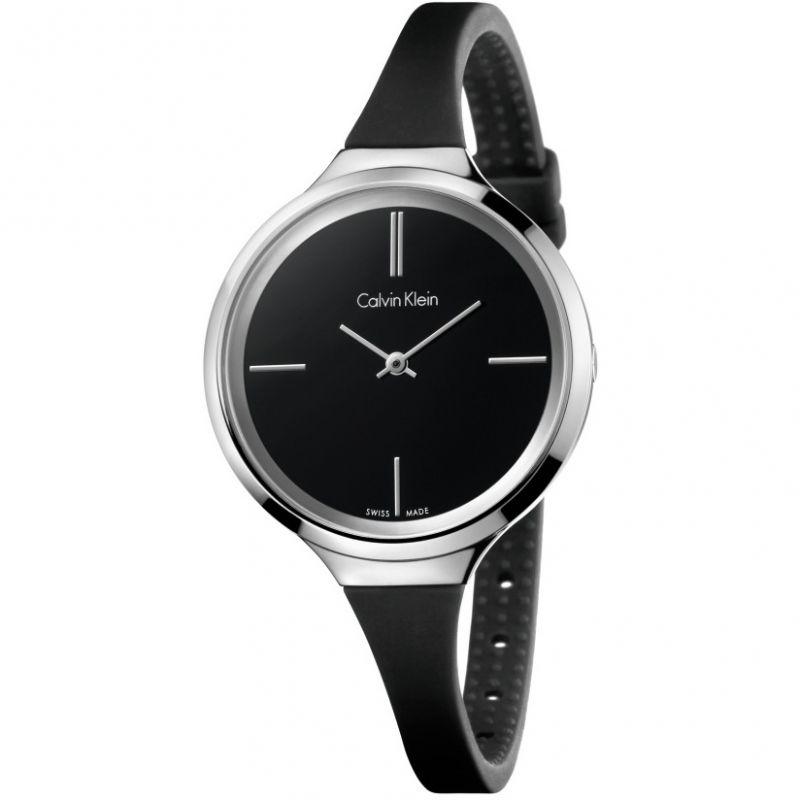 Damen Calvin Klein Lively Watch K4U231B1