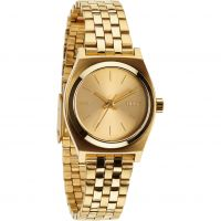 Nixon The Small Time Teller Damklocka Guld A399-502