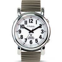 homme Lifemax RNIB Solar Talking Atomic Watch 430.1E