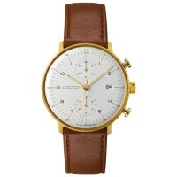 Hommes Junghans Max Bill Chronoscope Automatique Chronographe Montre