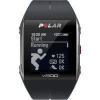 Unisex Polar V800 Bluetooth Pulsmesser GPS Intelligent Wecker Chronograf Uhr