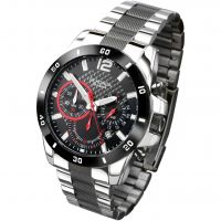 homme Sekonda Endurance Chronograph Watch 3420