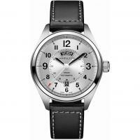 Mens Hamilton Khaki Field Day-Date Automatic Watch
