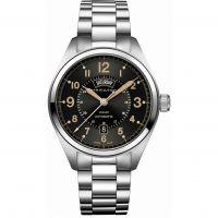 Herren Hamilton Khaki Field Day-Date Watch H70505933