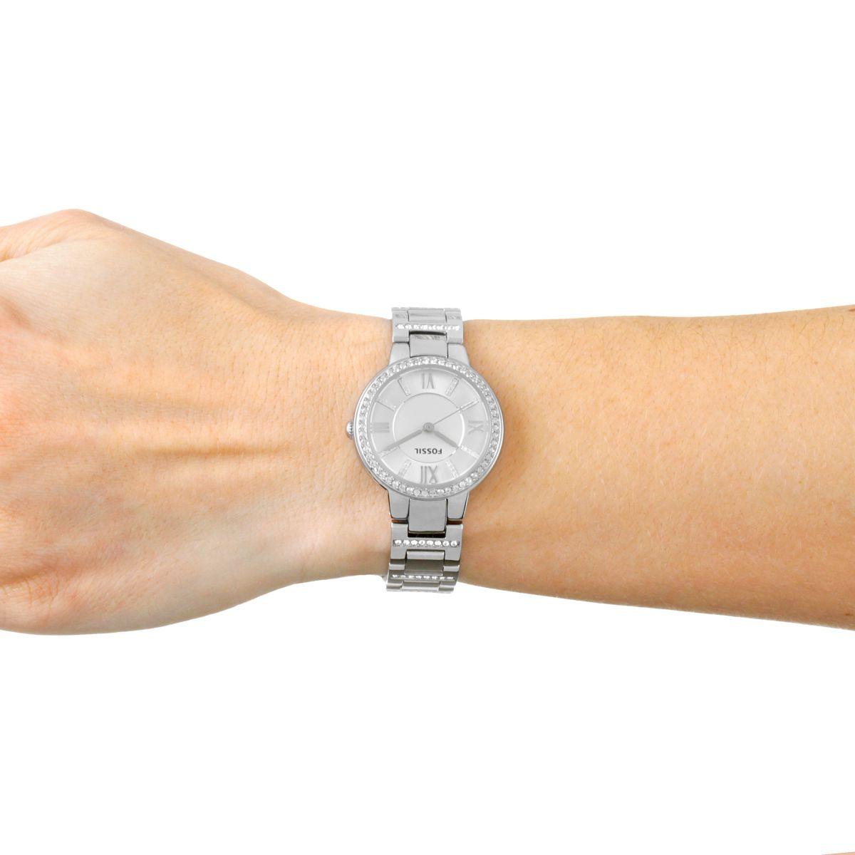 ladies fossil virginia watch es3282 watchshopcom�